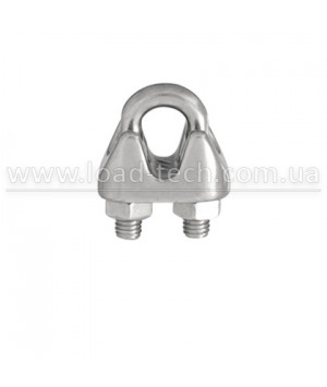 Stainless Steel DIN 741 Wire Rope Clip