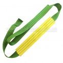 Захисний чохол для текстильних стропів