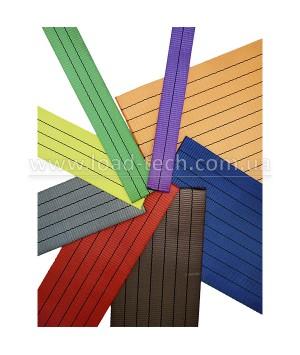 Polyester tape for slings