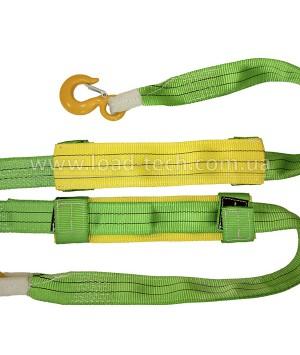 Защитный чехол для текстильных стропов съемный