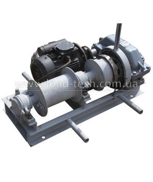Electric winch free dump 0.25tn 40m