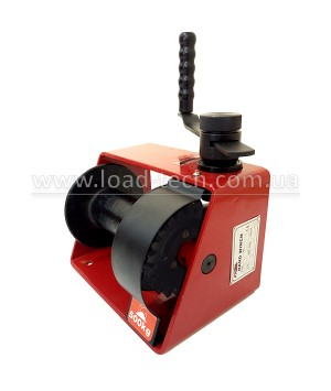 Worm manual winch VS