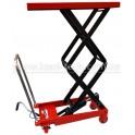 Hydraulic lifting table POLTEK 1,3m (POLAND)