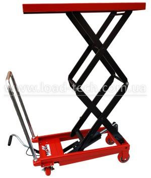 Гідравлічний вантажопідйомний стіл POLTEK 1,3м (ПОЛЬША)