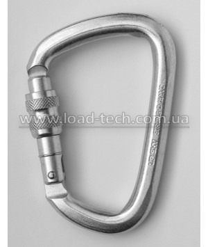 D-shaped carabiner STRONG-D