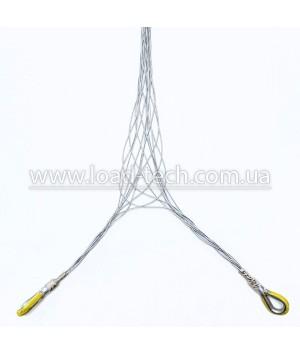 Сквозной кабельный чулок