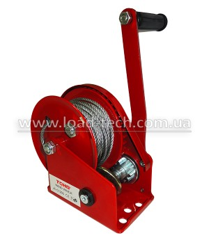 Hand rope winch BHW
