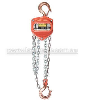 EXPLOSION-PROOF CHAIN HOIST ATEX