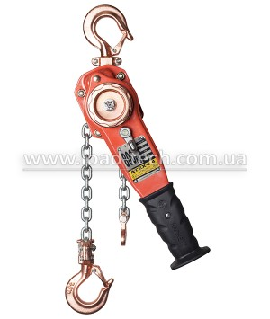 EXPLOSION-SAFETY LEVER HOIST ATEX