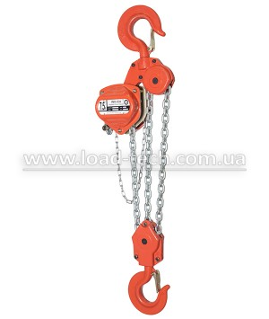 WILLIAM HACKETT HAND CHAIN HOIST