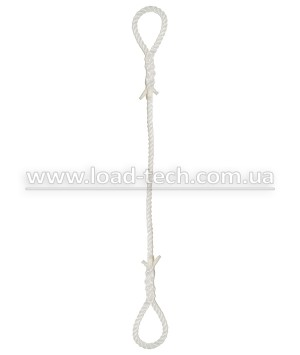 Polypropylene sling soft eye