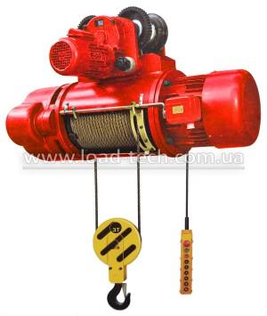 Hoist electric rope CD1 POLTEK