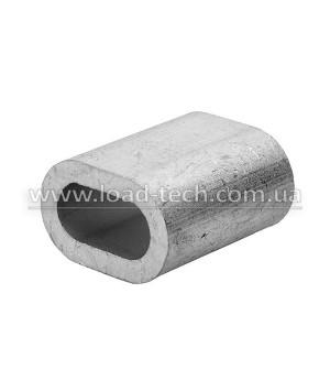 Aluminum sleeve DIN 3093