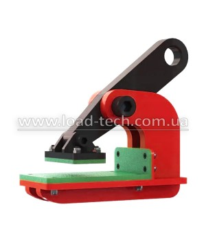 Clamp for horizontal movement of the sheet