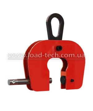 Beam clamp for sheet