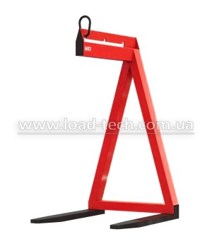 Clamp for pallets