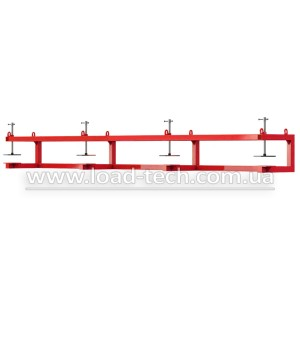 Gripper-clamp for sandwich panels