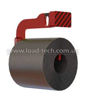 Glamp for steel coils