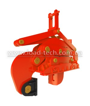 Clamp for steel coils