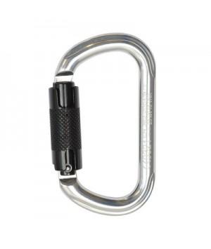 Carabiner oval aluminum AJ501LA