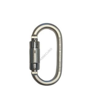 Carbine oval steel AJ501A