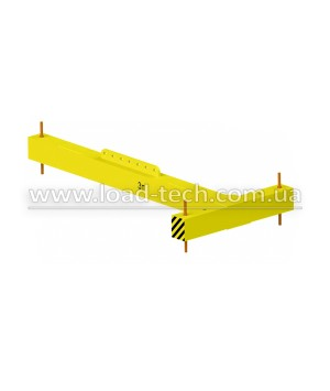 T-shaped lifting beam