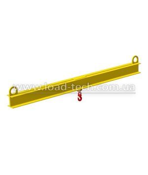 Траверса лінійна з двома точками кріплення