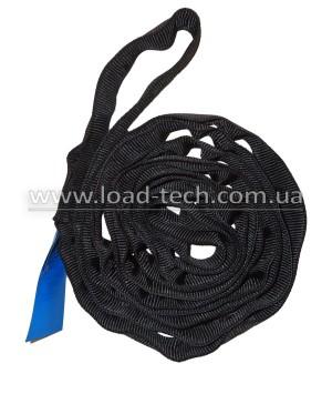 Endless round slings black