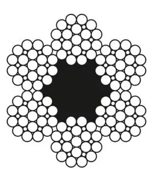 Канат сталевий ГОСТ 7665-80