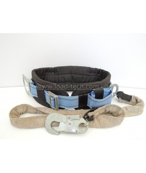 Beamless safety belt 2PB (PB-2)