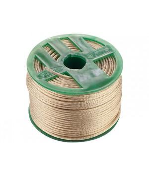 Metal polymer rope PR
