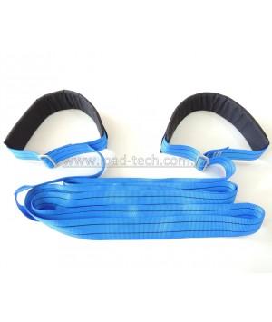 Shoulder strap for furniture transfer