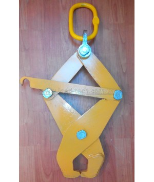 Rail lifting clamp