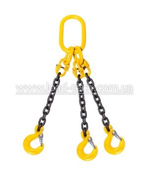 Three leg chain sling