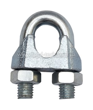 Wire rope clip DIN 741