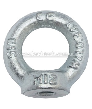 Eye nut DIN 582