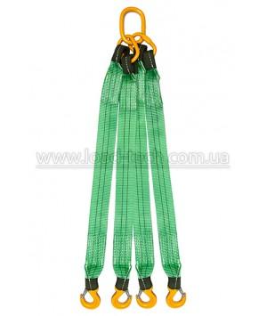 Four Leg Flat Polyester Webbing Sling