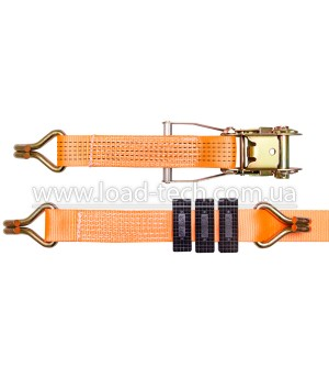 Car carrier straps