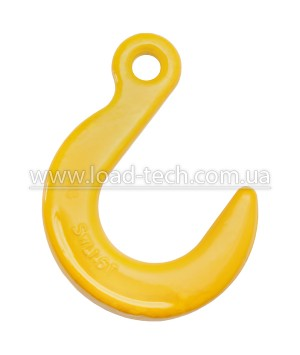 G80 large opening eye hook with flat (SL-15)