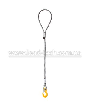 Wire Rope Single Leg Sling