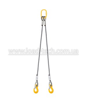 Double Leg Wire Rope Sling