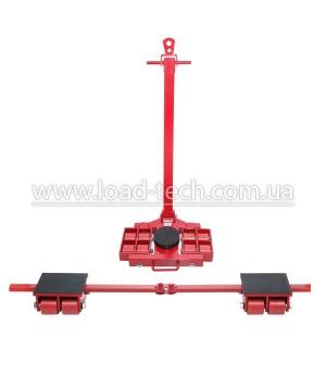Heavy duty load skates systems XY
