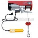 Таль электрическая канатная (электротельфер)