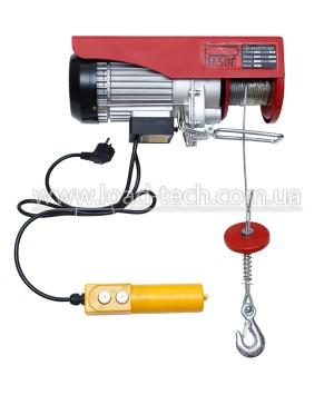Таль електрична канатна (електротельфер)