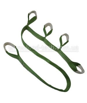 Multi-loop textile sling