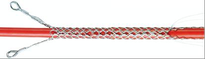 Кабельный чулок разъемный двухпетлевой